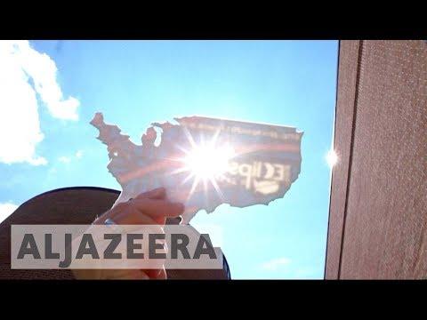 US solar eclipse: Celestial event crosses 14 states