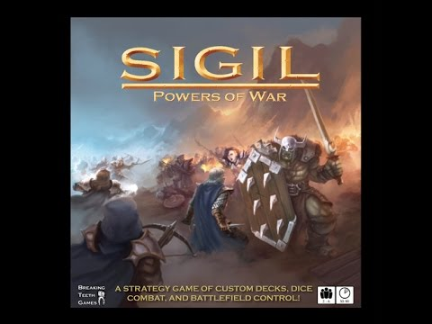 Sigil: Powers of War Review