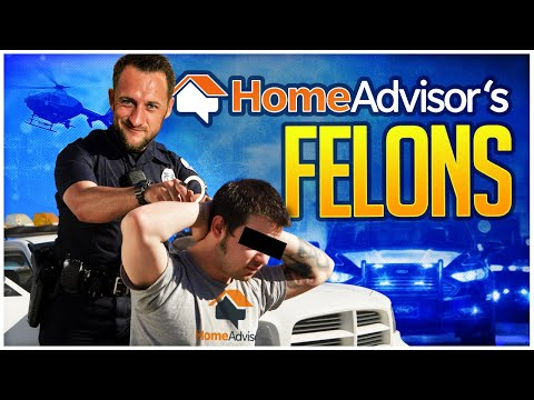 Home Advisor Sells Your Information To Felon Contractors
