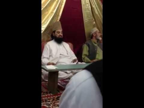 Pir Syed Akhtar Shah Sahib - Shahadat e Moula Kain...