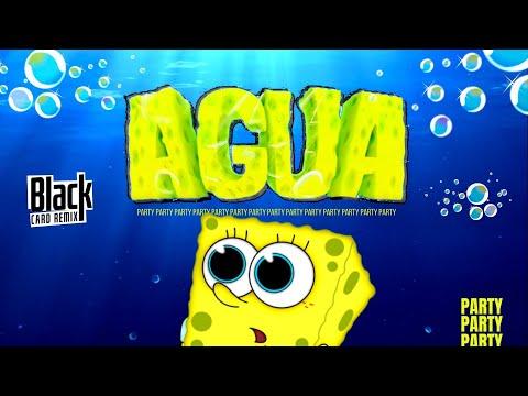 MIX AGUA   Black Card Remix – ( Agua – j balvin, tainy ), 4k, singapur, reggaetonera, tattoo remix