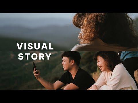 Visual Story   ถ่ายภาพยังไงให้เล่าเรื่องได้