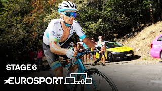 Tour de France 2020 - Stage 6 Highlights | Cycling | Eurosport