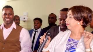 Maxamed BK iyo Sahra ilays - Live MIYIRKAA KU SALAAMAY London Uk | HD