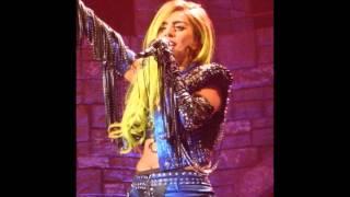Lady GaGa Hair Interlude Live