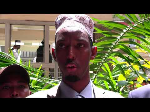 Ahmed Muhemed, when asked if he will vie as a governor or will deputies Jiir