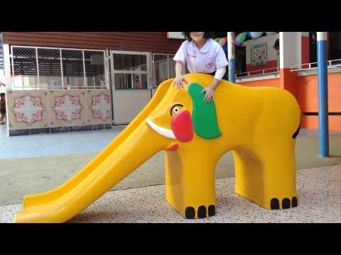 Chang Chang Chang Thai Elephant Song. by น้องเอย