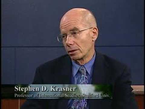 Conversations With History: Stephen D. Krasner