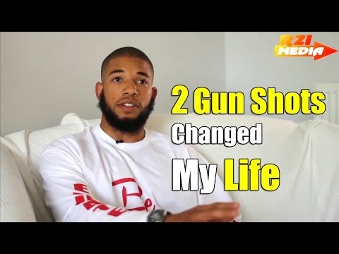2 Gun Shots Changed My Life - Islam Gave Me a New Direction - Shakeel Romero