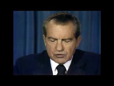 In Event of Moon Disaster - Nixon Deepfake Clips