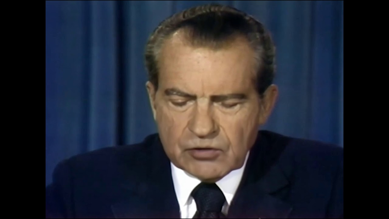 In Event of Moon Disaster - Nixon Deepfake Clips
