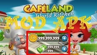 Cafeland World Kitchen V1.5.1 Mod Apk Download + Gameplay