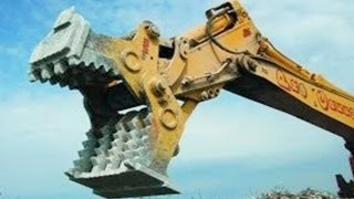 Poderosas máquinas terrestres em ação: Máquina incrivel