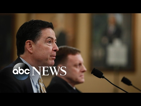 FBI director says no information support