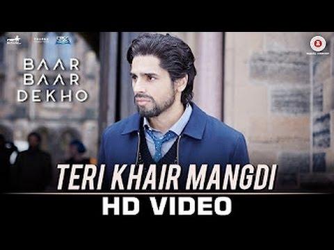 Teri Khair Mangdi [BASS BOOSTED] | Bilal Saeed | Sidharth Malhotra & Katrina Kaif | Baar Baar Dekho #1
