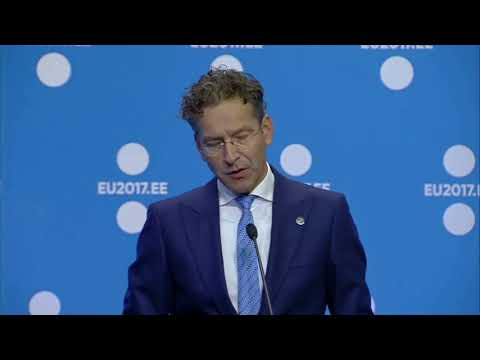 #Eurozone: 'You cannot say that because the Eurogroup is Intergovernmental it is not democratic'
