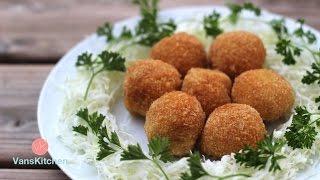 Vietnamese quail egg croquettes (Trứng cút bách hoa, Chả tôm bọc trứng cút)