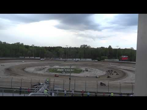 Take a ride with us in our first race of the season. - dirt track racing video image