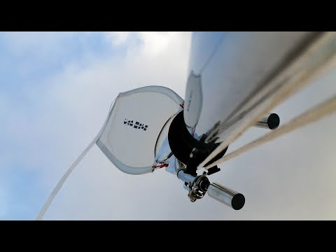 Cape Horn Wind Vane Complete Installation — [Uma Gear Review]
