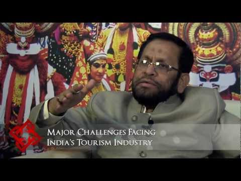 Executive Focus: Sh. Sultan Ahmed, Minister of State for Tourism, India