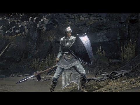 Dark Souls 3: New Herald Class in Action