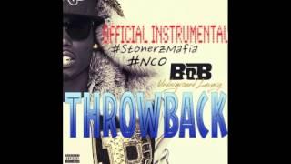 BoB - Throwback [Instrumental Remake{Capital Mar$}]