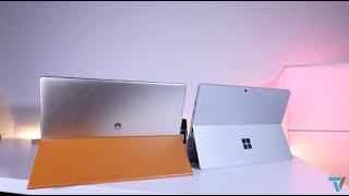 مقارنة: Matebook ولا Surface Pro 4 … إيش الأنسب لك ؟
