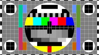 Philips PM5644 test pattern 1920 x 1080px HD