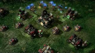 StarCraft II - Gameplay Overview