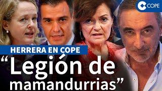 """Herrera da las claves del 'atraco fiscal' que esconde Sánchez: """"Encima les insultan"""""""