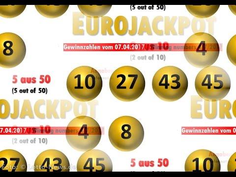 Eurojackpot Gewinnauszahlung