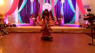 Shaadi Sangeet Solo Dance Performance