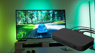 Philips Hue Play HDMI Sync Box: synchronize your smart lights with the TV