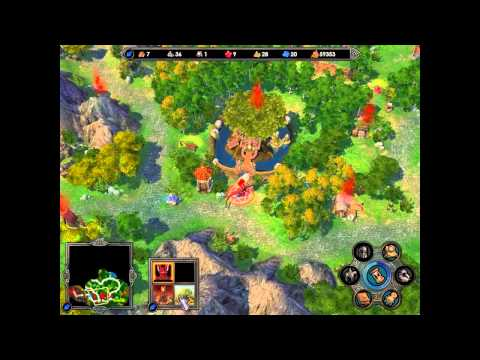 Heroes of Might and Magic V HD Walkthrough Mission 8 Inferno part 3 |