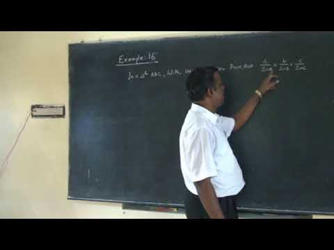 Geometrical Application of Cross Product