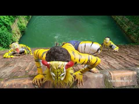 Onam HD Video Song | Onapattin Thalam Thullum  | Onam Greetings Song | Onam Whatsapp Status