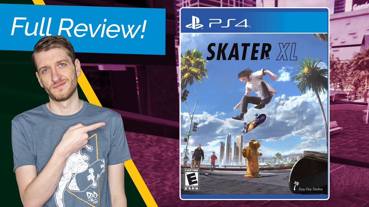Skater XL - Full Review: Is it really worth $40 with nothing to do?