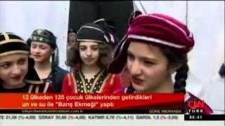 BARIŞ EKMEĞİ FESTİVALİ - CNN TÜRK - 2016