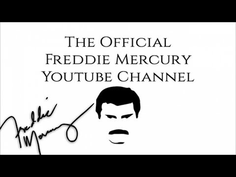 Welcome to the  Freddie Mercury Solo Channel