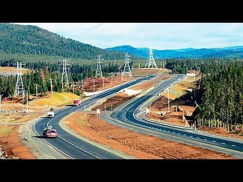 Les Grands Projets Québécois - La Nouvelle Route 175