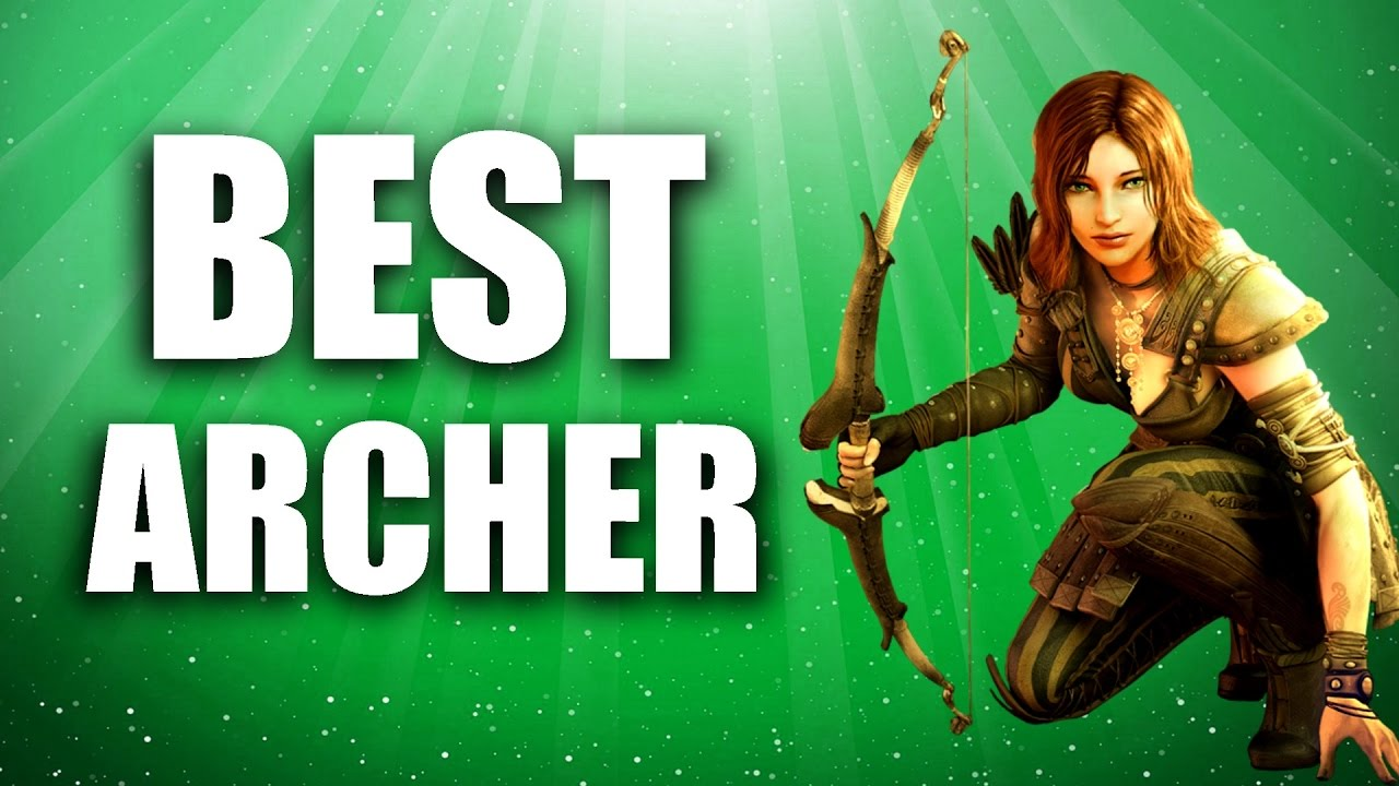 Best Archer Build Skyrim Special Edition