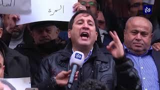 المدعي العام يطلق سراح الزميلين المحارمة والزيناتي بموجب كفالة - (18-1-2018)