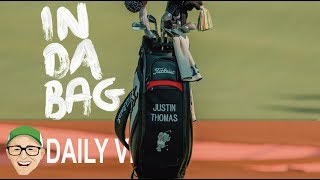 IN THE AUGUSTA BAG OF JUSTIN THOMAS
