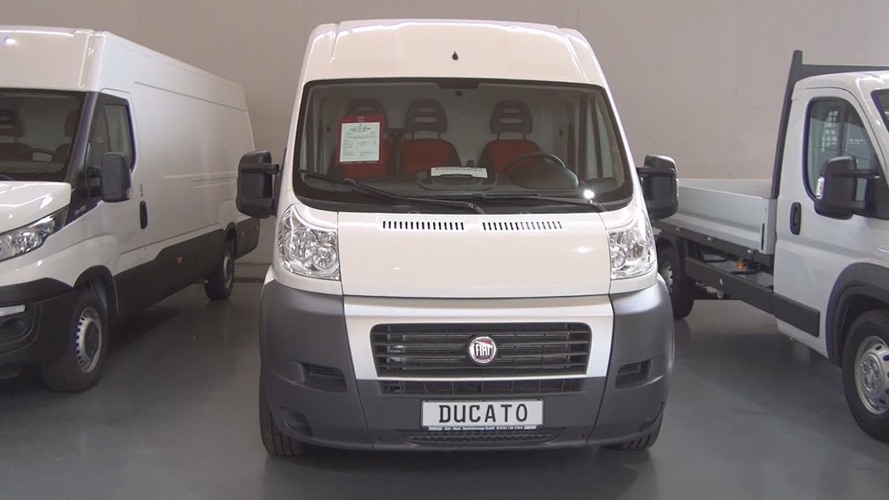 fiat ducato panel van 35 l4h2 150 multijet 2016 exterior. Black Bedroom Furniture Sets. Home Design Ideas