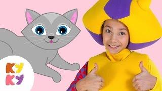 🙈ПРЯТКИ - КУКУТИКИ 🎼 Hide And Seek - kid song - веселая развивающая детская песенка про прятки