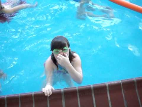 swimming with girl scouts from YouTube · Duration:  43 seconds