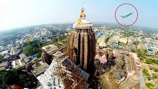 क्यों इस मंदिर के पास से कोई भी प्लेन  नहीं उड़ सकता ? Why Planes Not Fly Above Jagnnath Temple?
