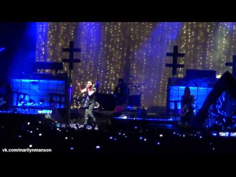 Marilyn Manson - Live in Moscow 18.12.2012 (FULL)