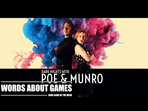 Dark Nights with Poe and Munro | Indie Game of the Week |