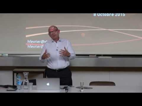 Conférence La Fibre optique, infrastructure de l'Internet Global octobre 2015